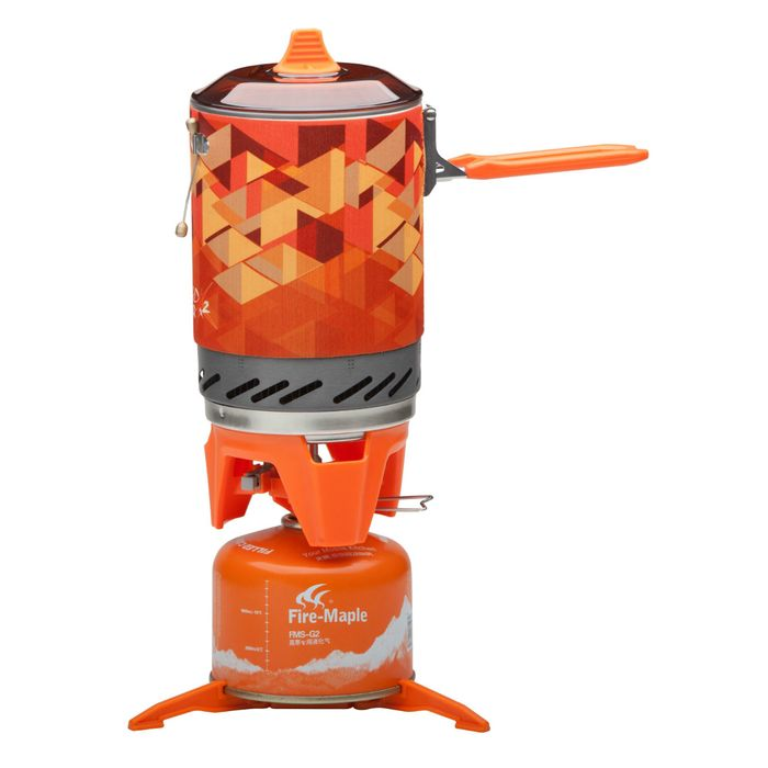 Fire Maple Star X2   Integrated Cooking System   The Campfire Lab