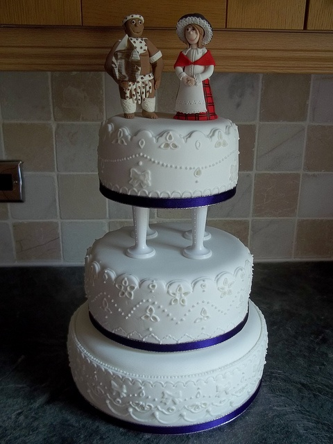 Zimbabwean and Welsh wedding cake by Dawnie's cakes, via Flickr Keywords: #weddings #jevelweddingplanning Follow Us: www.jevelweddingplanning.com  www.facebook.com/jevelweddingplanning/