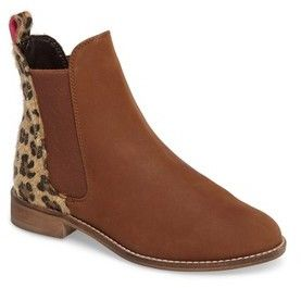 Joules Girl's Chelsea Boot