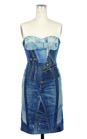 recycled-denim-dress