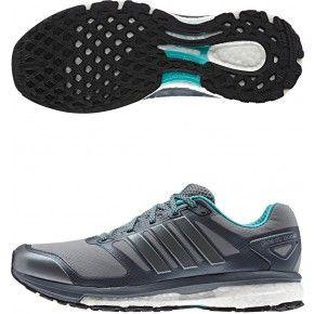 adidas Supernova Glide Boost ATR Ladies Running Shoes - Grey