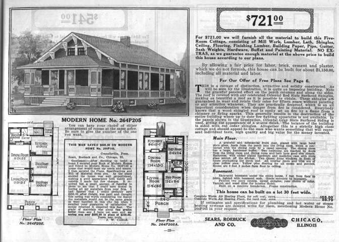 25 best 19151917 Mail Order Houses images – Craftsman Bungalow House Plans 1930S