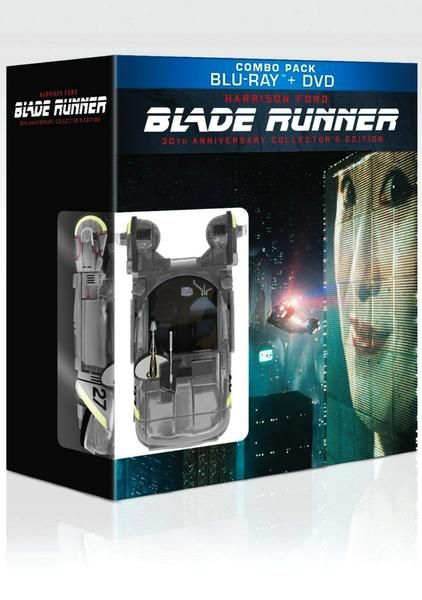 Blade Runner - 30th Anniversary Ultimate Collector's Edition (Blu-ray-film) - Lägsta pris 399:-
