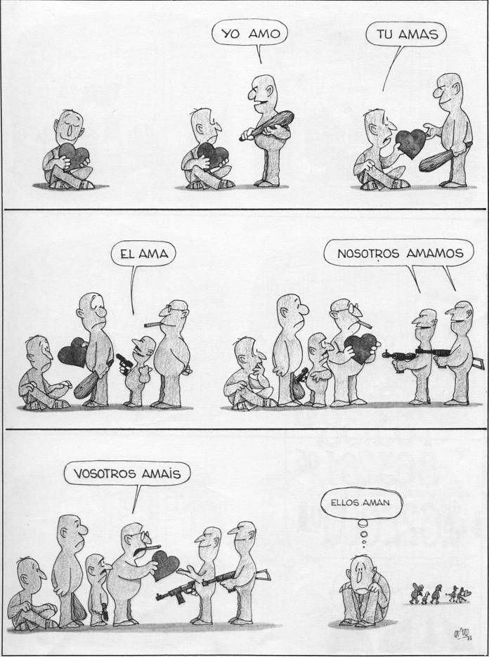 """Hola gente, hoy posteo otro libro de Quino, """"Bien, gracias. ¿Y usted?"""" publicado en el año 1976. Espero sepan disfrutar de la obra de este gran artista argentino......"""