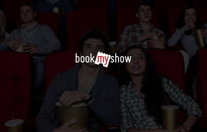 Get a 10% #cashback on #bookmyshow using #MobiKwik. Click https://goo.gl/xtMj8X for more details.