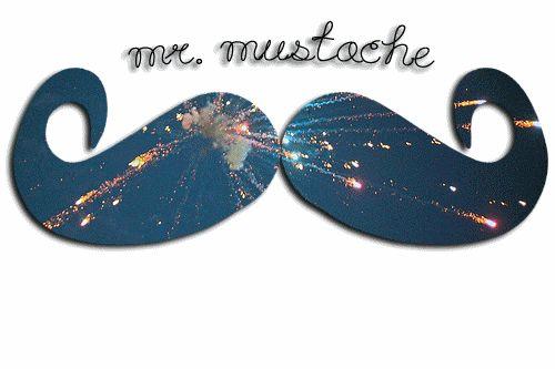 mustache gif tumblr - Google Search