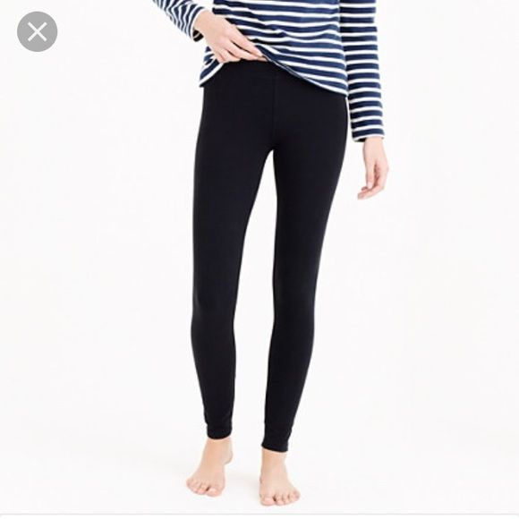J crew leggings New with tag.  No trades.  Price firm unless bundled. J. Crew Pants Leggings