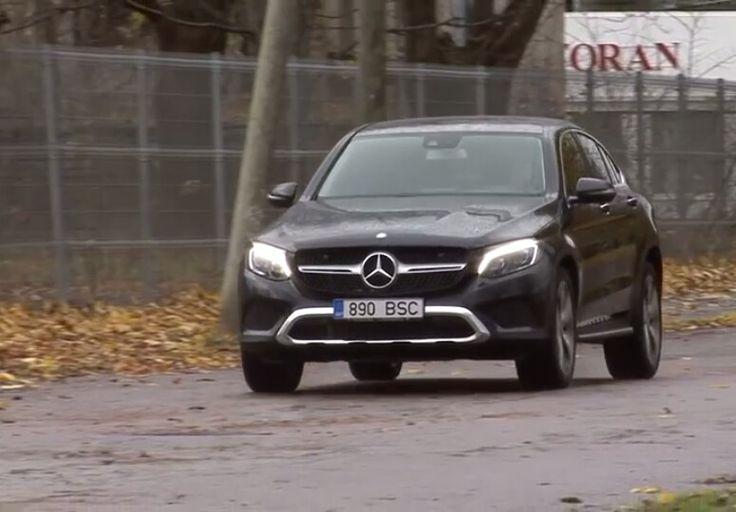 Mercedes-Benz #mercedesbenz #glc #cupe