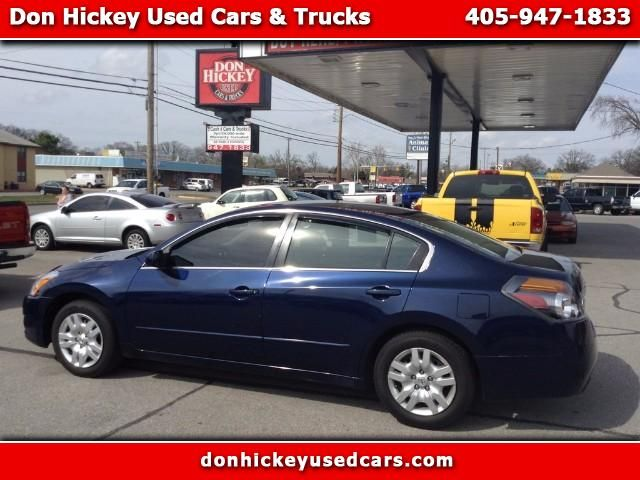 Used 2012 Nissan Altima 2.5 for Sale in Oklahoma City OK 73127 Don Hickey Used Cars