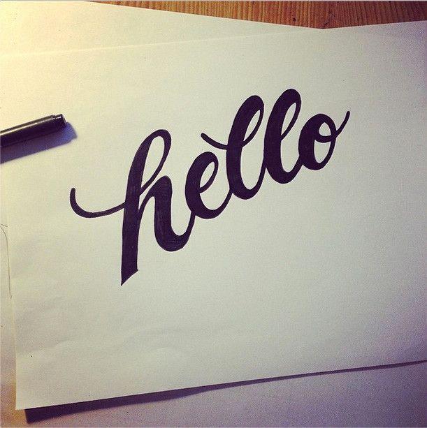 1000 Ideas About Good Handwriting On Pinterest Neat