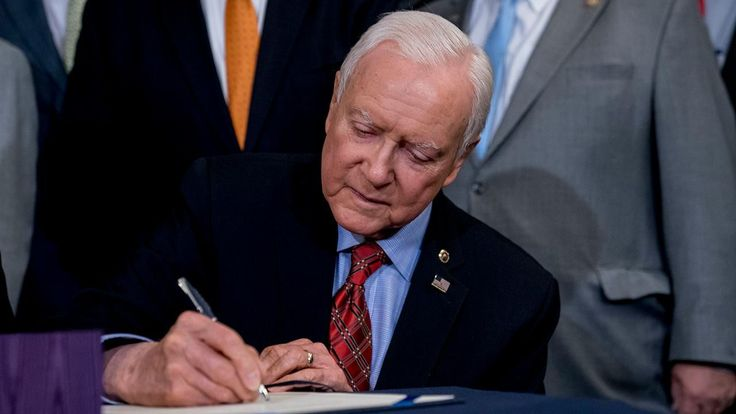 FOX NEWS: Orrin Hatch retirement announcement sparks reaction from lawmakers politicians
