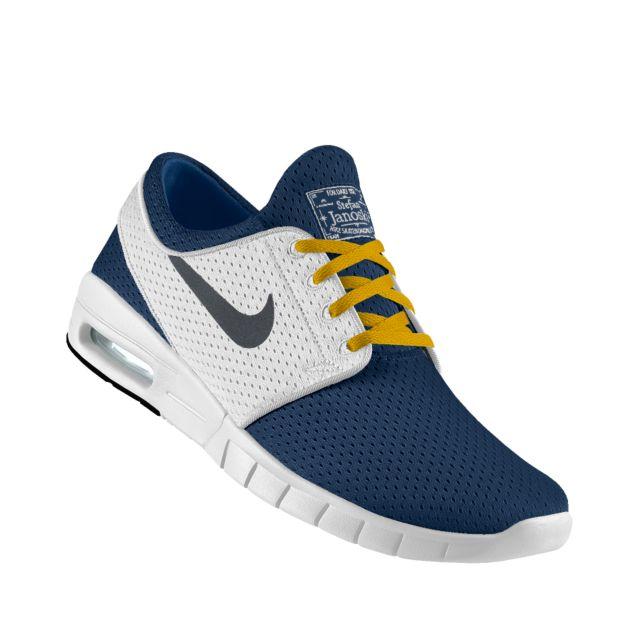 Мужская обувь для скейтбординга Nike SB Stefan Janoski Max iD