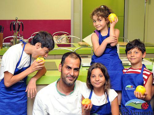 La Classe - Corso per bambini Mela Val Venosta & Congusto