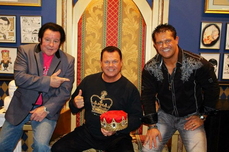 Bill Dundee, Jerry Lawler, Brian Christopher Lawler,  Feb. 2014