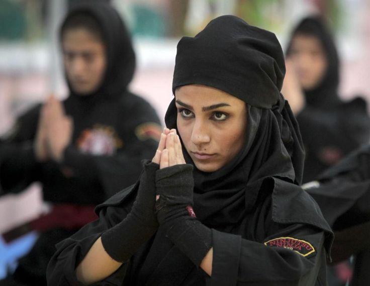 Female Martial Arts Masters