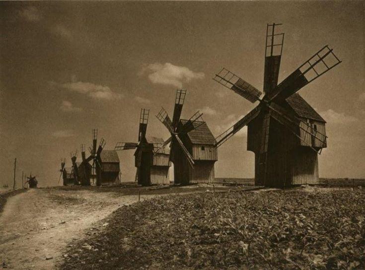 Mori de vânt în Basarabia