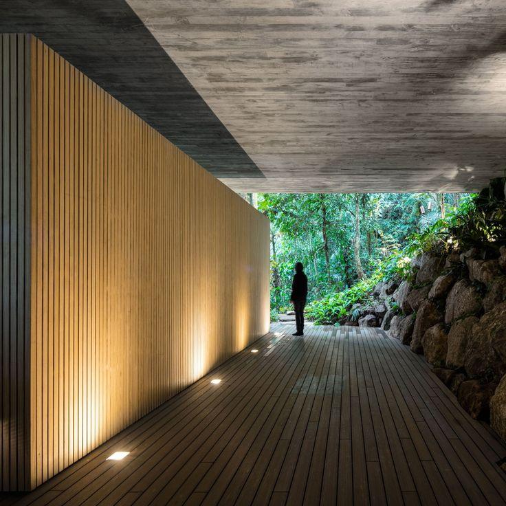 Galería de Casa Jungle / Studiomk27 - Marcio Kogan + Samanta Cafardo - 8