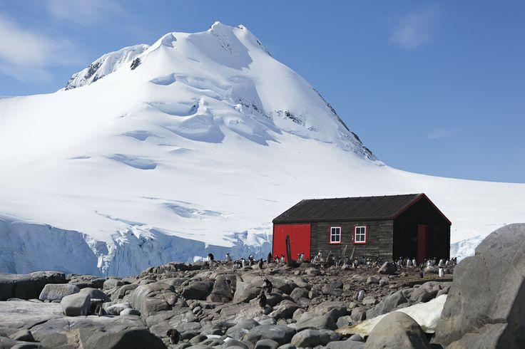 Antártica - Chile.