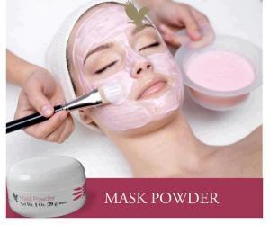 Forever Aloe Mask Powder www.silheimann.wordpress.com www.ForeverLivingAllure.MyFLPbiz.com