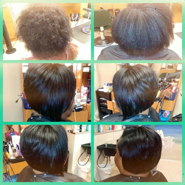 Fabulous Transformation!!!! All natural client. No chemicals, relaxers, etc....BLOWOUT/PRESS! Silky healthy hair!!!