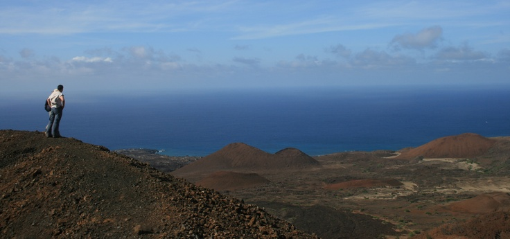 View from Ascension Island #greatwalker