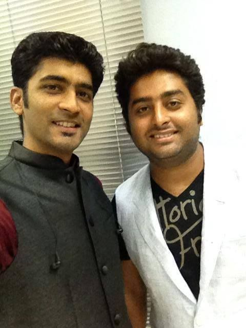 Arijit and Irfan