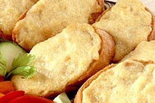 Miracle Parmesan Garlic Bread