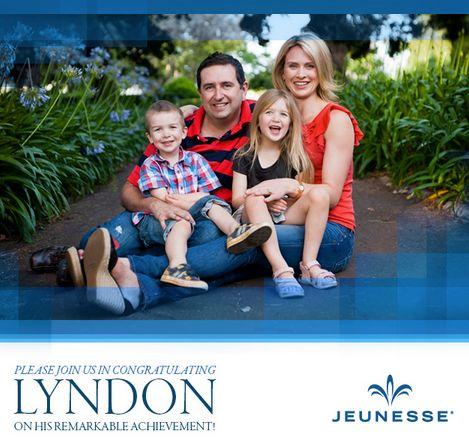 Let's Welcome New Diamond, Lyndon Biernoff!