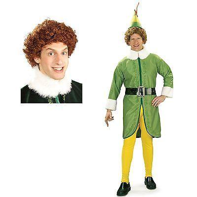 Attire 116101: Buddy The Elf Standard Costume Bundle Set - Standard -> BUY IT NOW ONLY: $40.49 on eBay!
