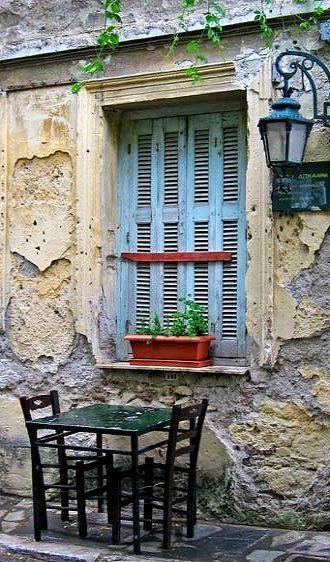 Sidewalk Cafe.. Athens, Greece | by Cheryl Dorris Photography