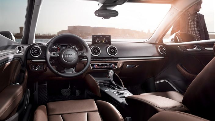 Image Gallery > New A3 > Audi South Africa