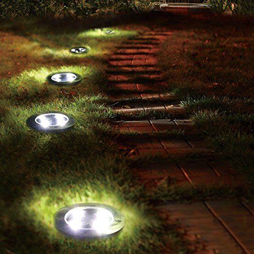 Flight Tracker 1-4 Stücke Solar Licht 3led Outdoor Garten Pathway Treppen Lampe Wasserdichte Edelstahl Energie Saving Led Solar Wand Lampe Solarlampen