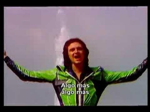 Camilo Sesto - Algo mas - con letra - YouTube