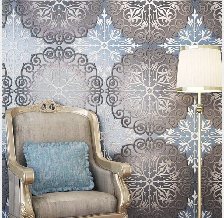 Pin By Monica Pistone On Wallpapers For Home Damask