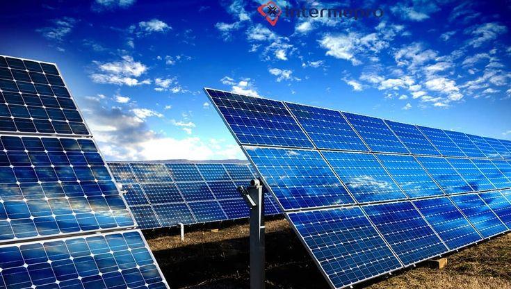 El uso de Energía Solar ofrece un gran potencial para los recursos naturales y conservación del medio ambiente y para la expansión de la energía renovable en el camino hacia un suministro de energía orientado al futuro.  #intermepro #solarenergy #solar #renewableenergy #renewable