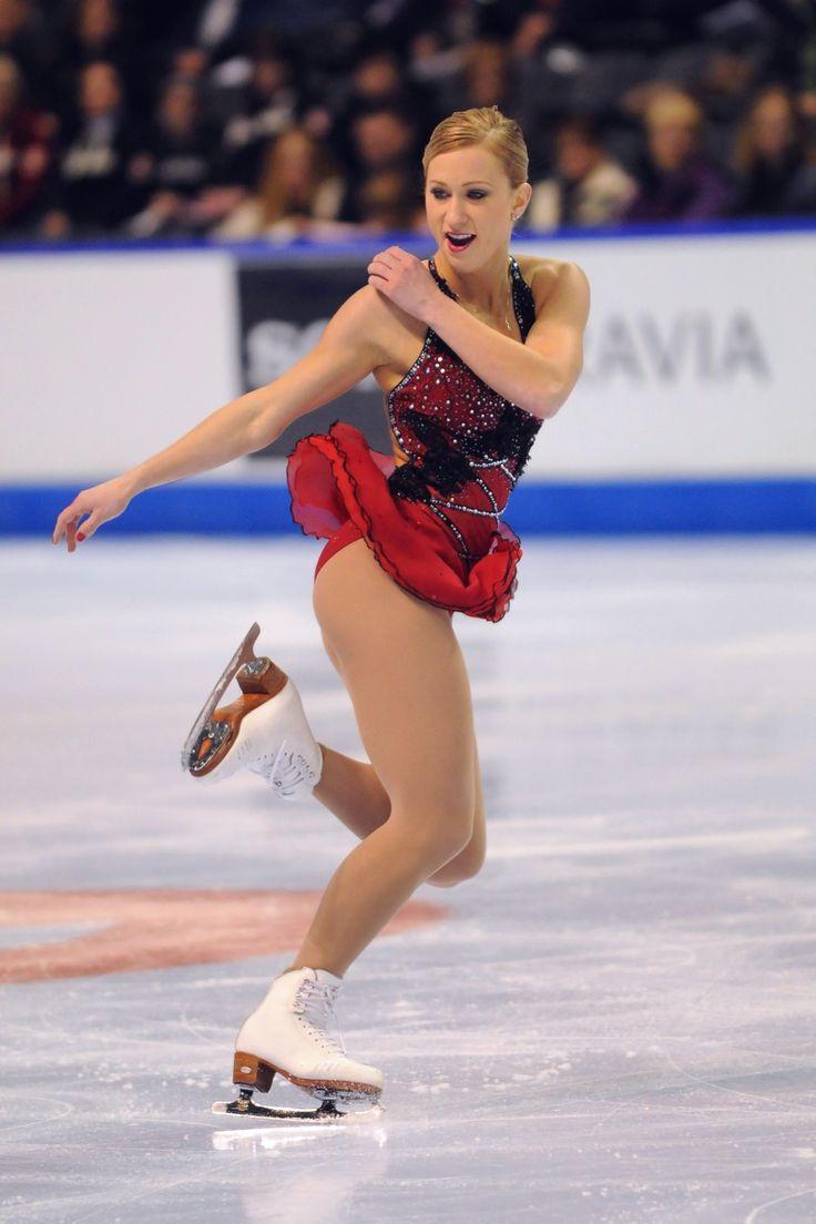 Joannie Rochette 2010 Canadian Championships