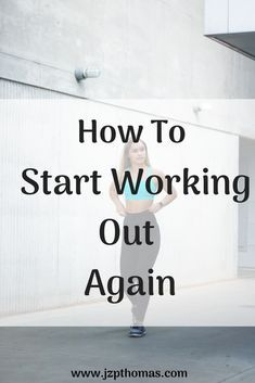 How To Start Exercising When You Have Lost Your Motivation – Fitness