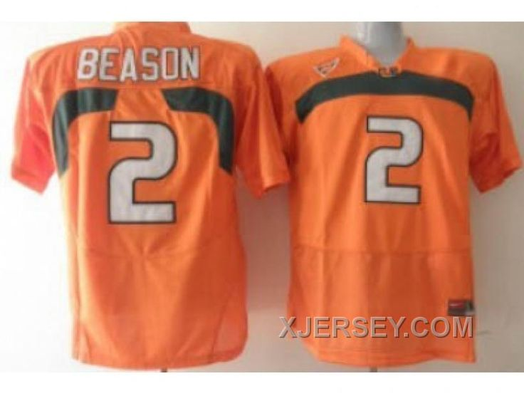 http://www.xjersey.com/new-arrival-ncaa-miami-hurricanes-2-jon-beason-orangebeason.html NEW ARRIVAL NCAA MIAMI HURRICANES #2 JON BEASON ORANGE[BEASON] Only 32.17€ , Free Shipping!
