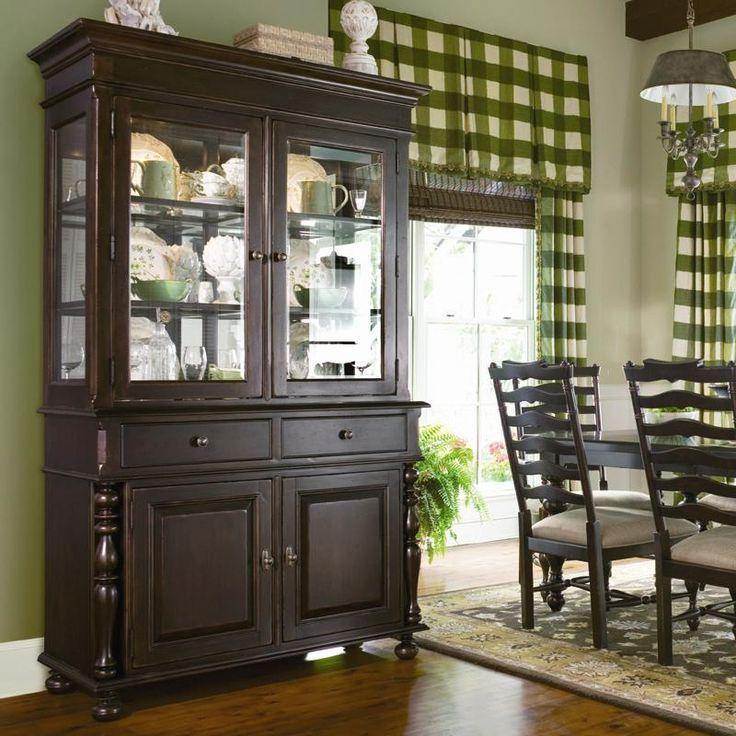 Paula Deen Home China Cabinet By Paula Deen By Universal