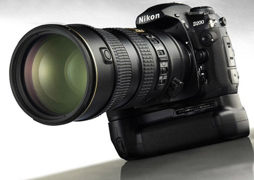 This is the camera I use, it is a tank, but holds up to a lot of abuse.   nikon d200