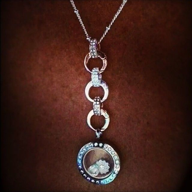 How fun is this! 3 crystal clasps! Origami Owl. Order yours at http://annasteadman.origamiowl.com/. Anna Steadman, Designer# 11639818. Follow me on Facebook: https://www.facebook.com/OrigamiOwlAnnaSteadmanIndependentDesigner.