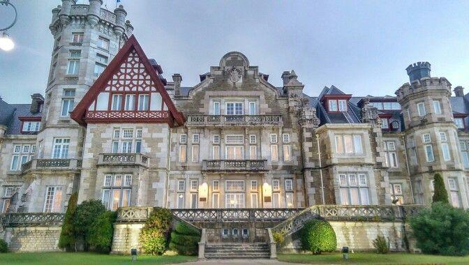 Palacio de la Magdalena.Santander