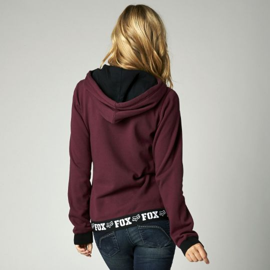 Fox Fast Lane Zip Hoody - Fox Racing  WANT