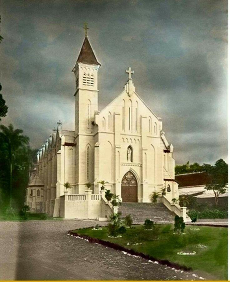 Katedral bogor 1920