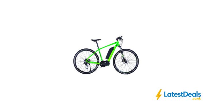 Strada Trail Sport Electric *Half Price* Black Friday Special, £850 at Raleigh