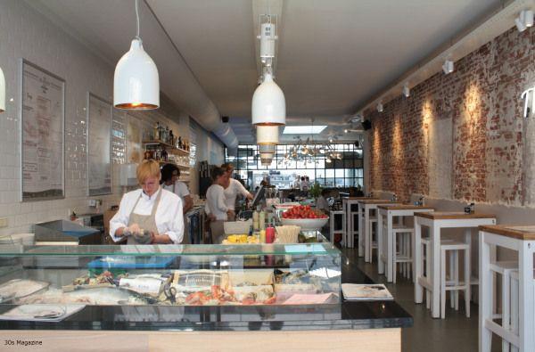 The Seafood Bar -  Amsterdam