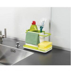 Captivating Ceramic Sponge Holder For Kitchen Sink