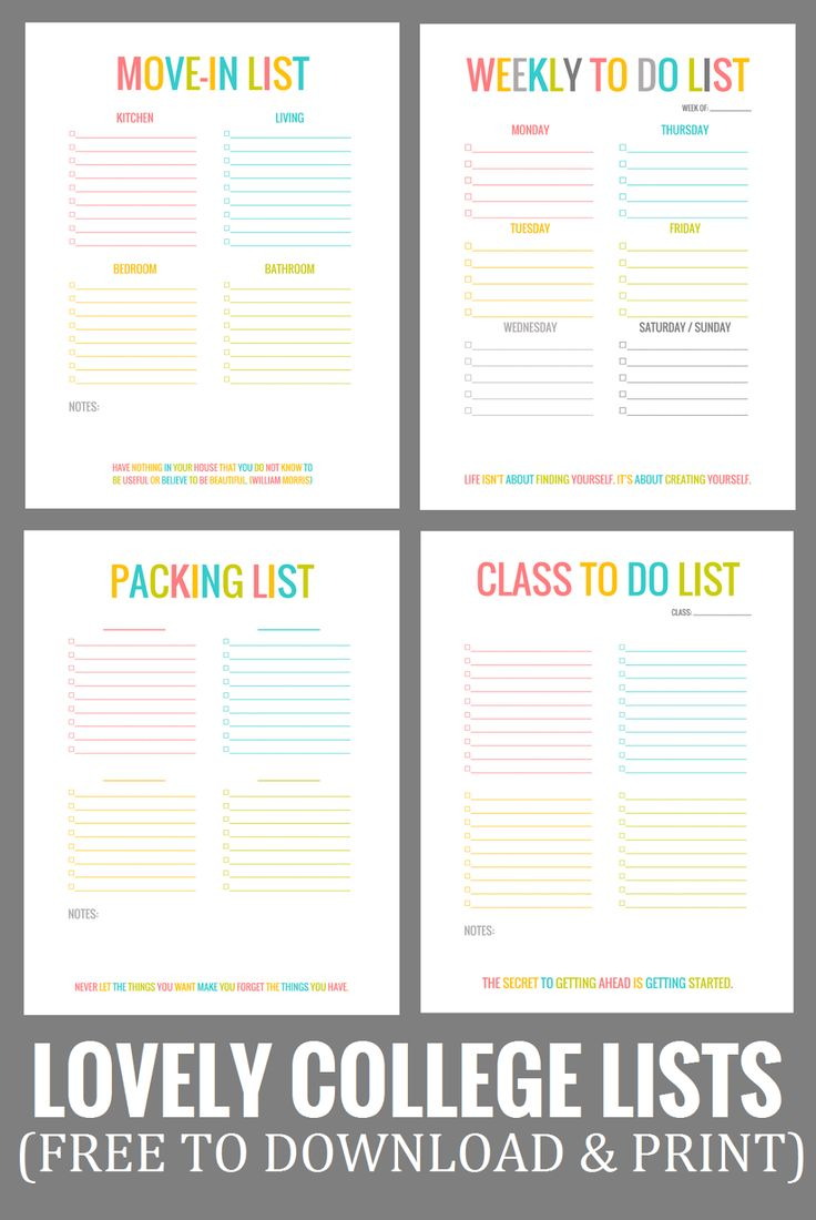 No matter where your kids are on the school spectrum, the ULTIMATE Guide to Back to School Printables has something for everyone!