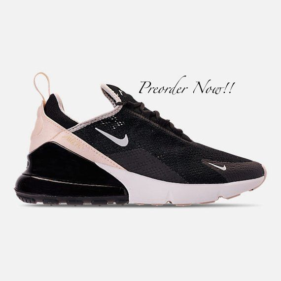 new release promo codes free shipping Swarovski Women's Nike Air Max 270 React Green & Pink Sneakers ...