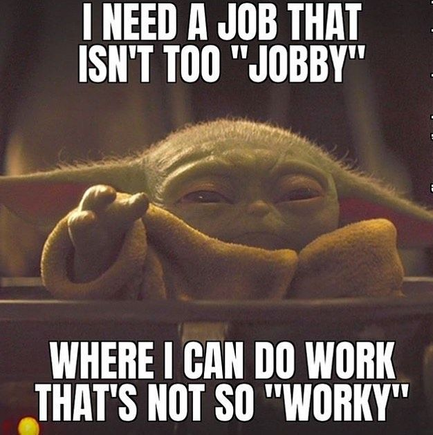 Baby Yoda Memes On Instagram Raise Your Hands If You Agree With Baby Yoda I 2020
